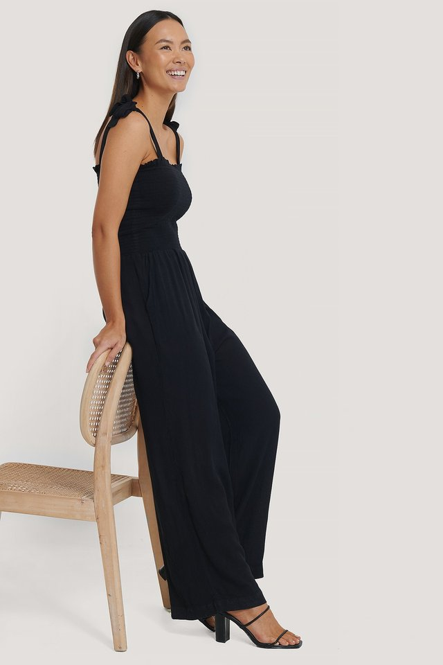 Inka Jumpsuit Black