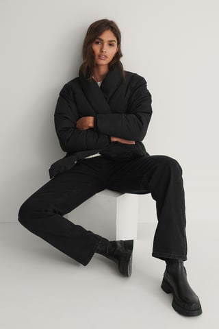 Black Kenya Jacket