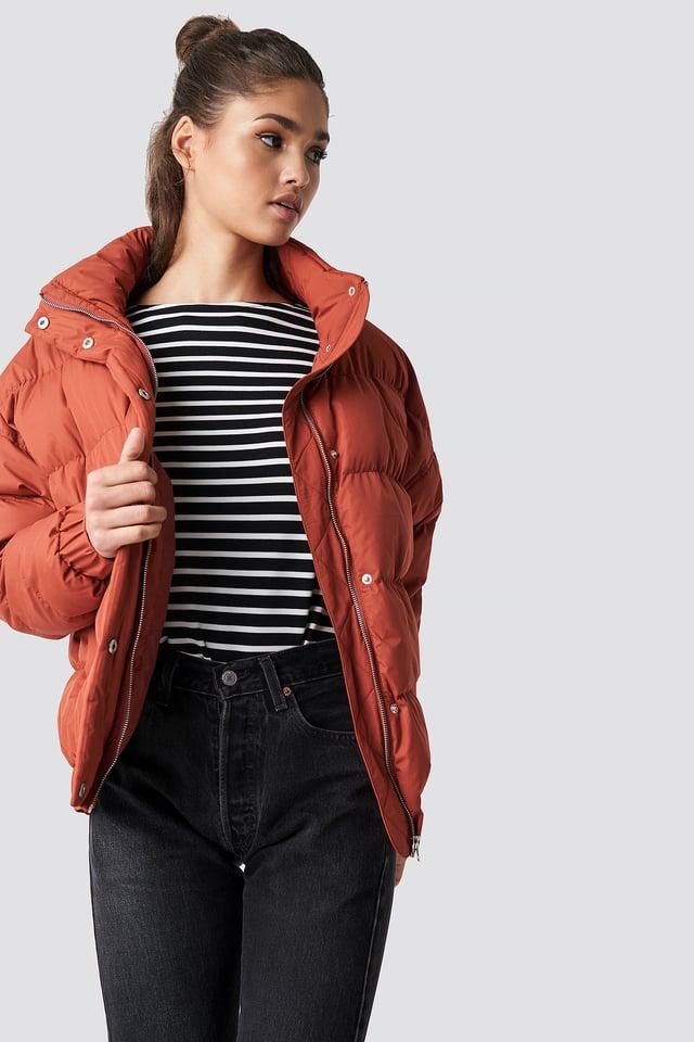Roma Jacket Sienna