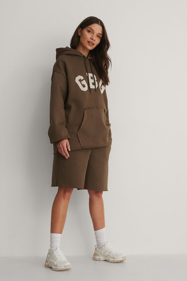 Oversized Hoodie Outfit.