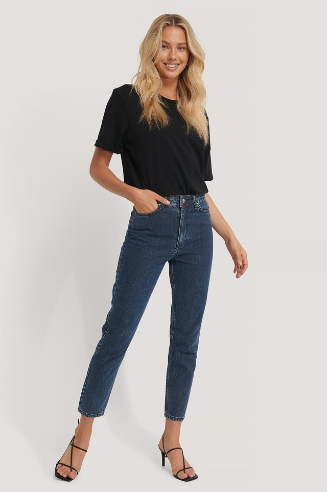 Wos Mom Jeans Outfit