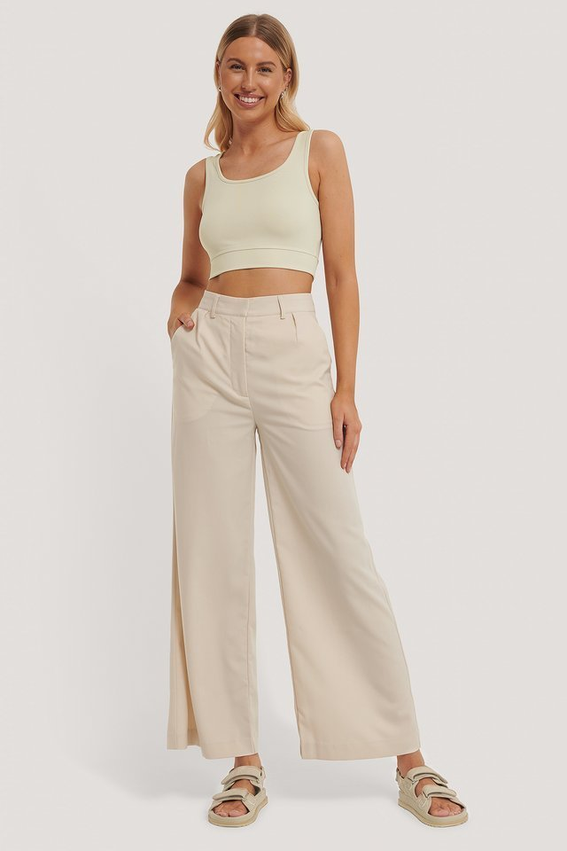 Flowy Pants Outfit