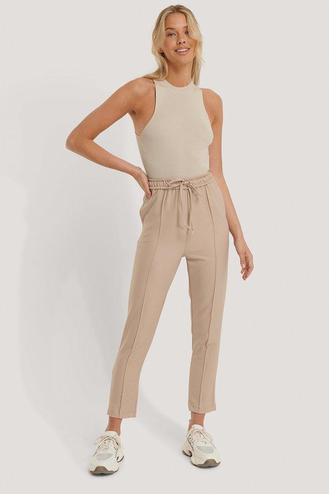 Carmen Tie Trousers