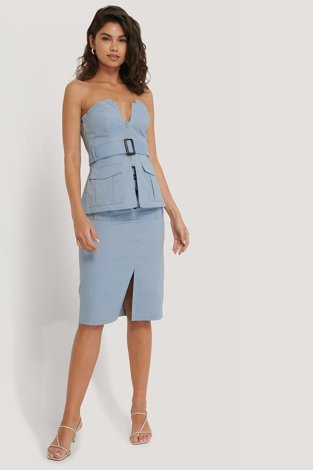 Vest Top Outfit