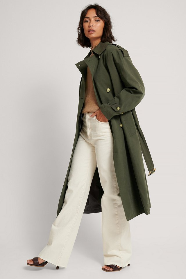 Feb Trench Coat
