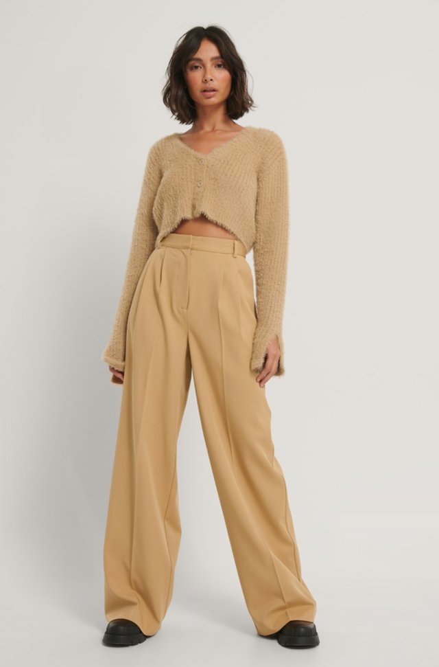 Gabardin Trousers