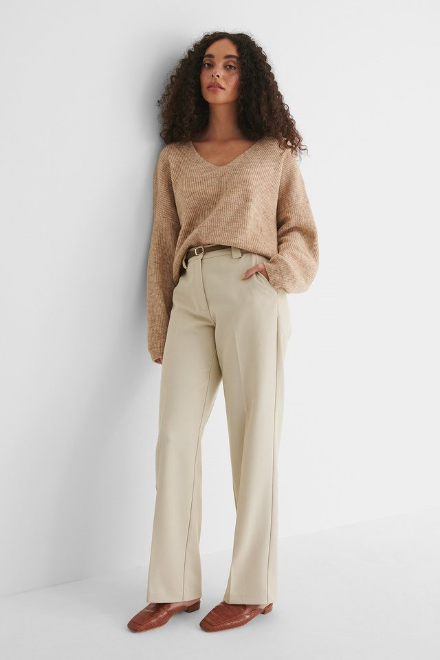 Picky Sweater Outfit.