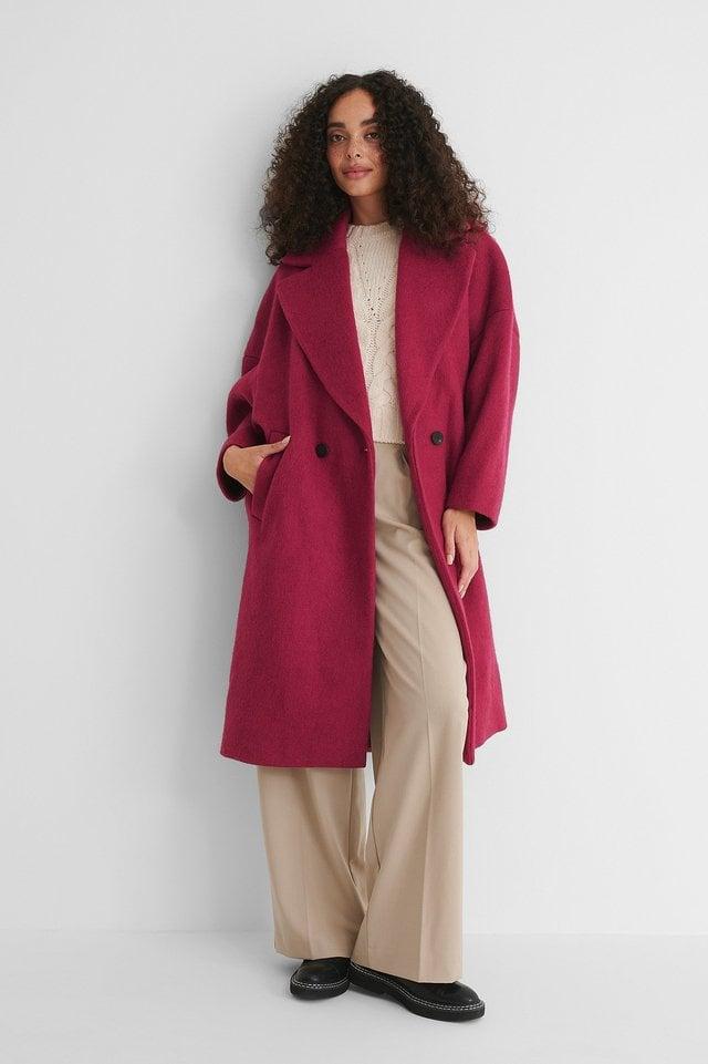 Coctel Coat Pink.