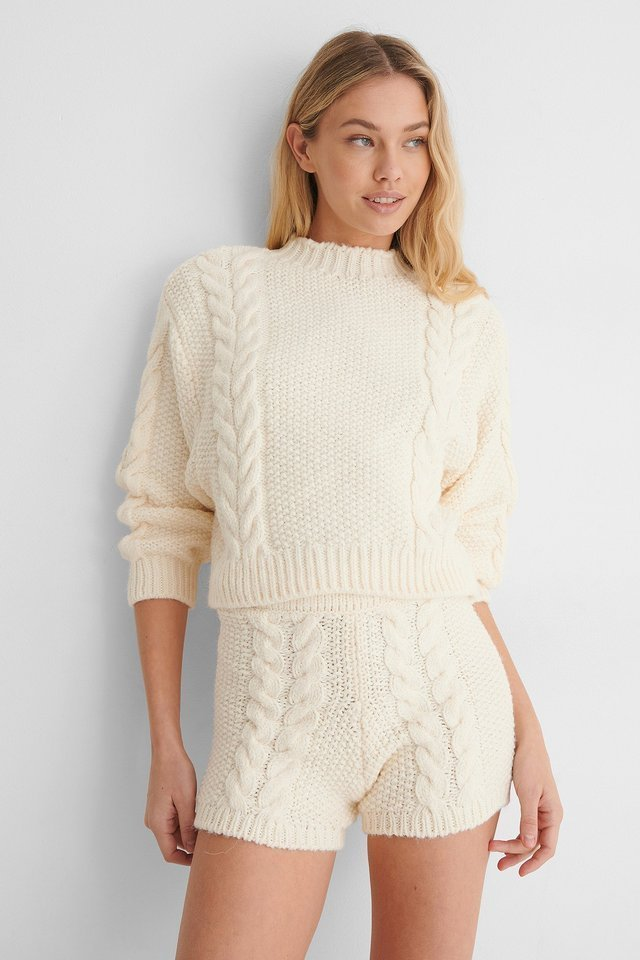 Home Sweater Outfit.