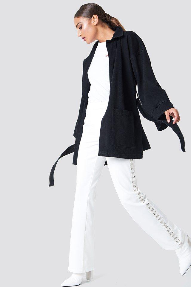 Denim Kimono