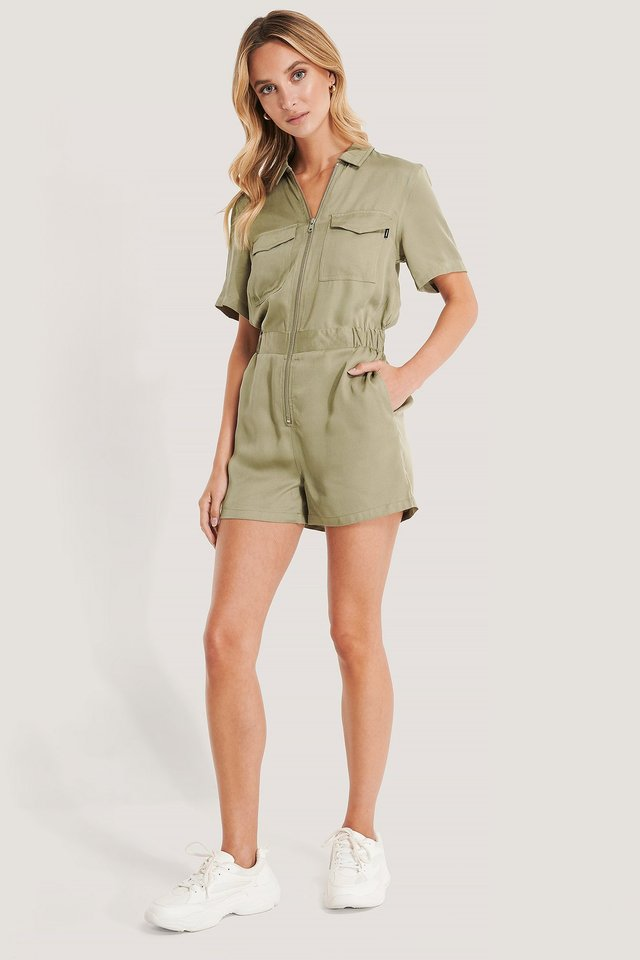 Montana Playsuit Outfit.