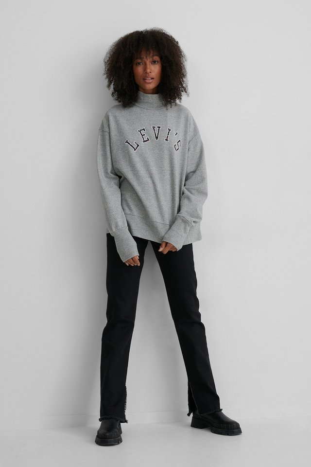Gardenia Sweater Outfit.