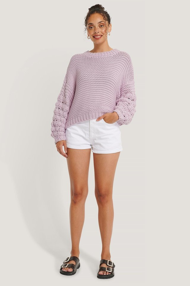 Olivia Shorts Outfit.