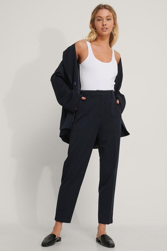 Suit Pants Outfit.