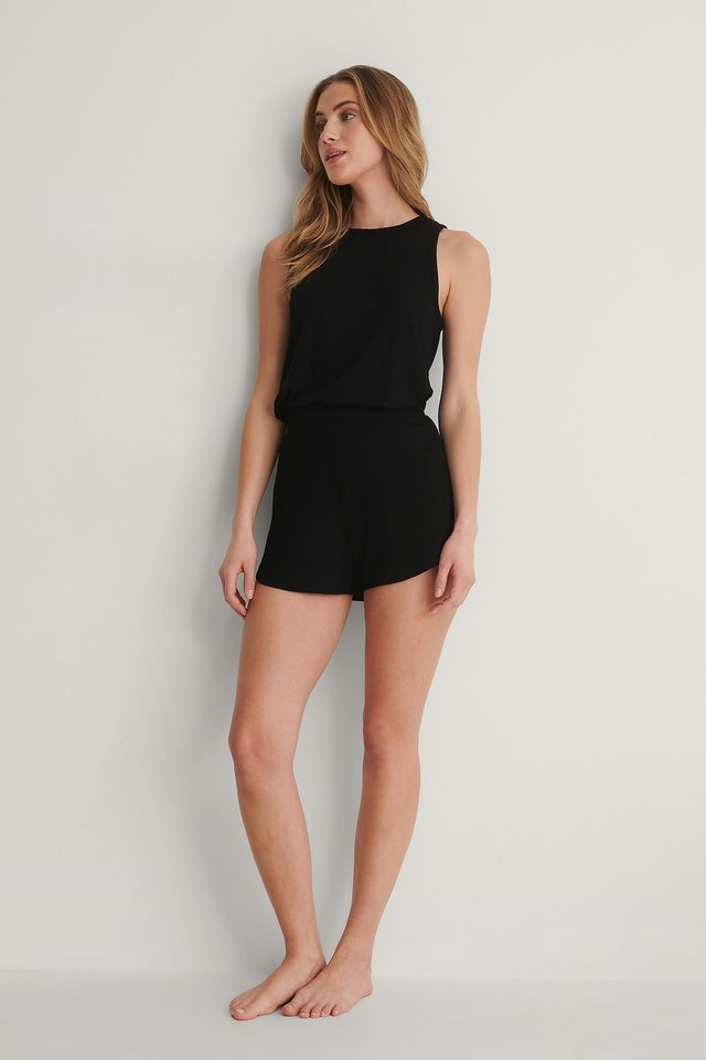 Loungewear Lose Singlet Outfit!