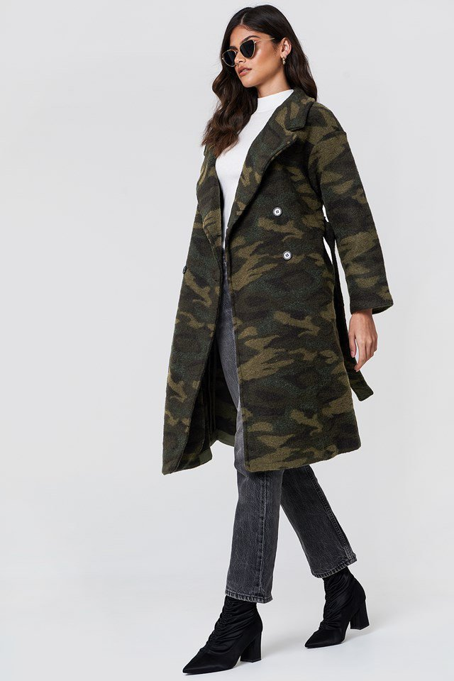 Camo Coat