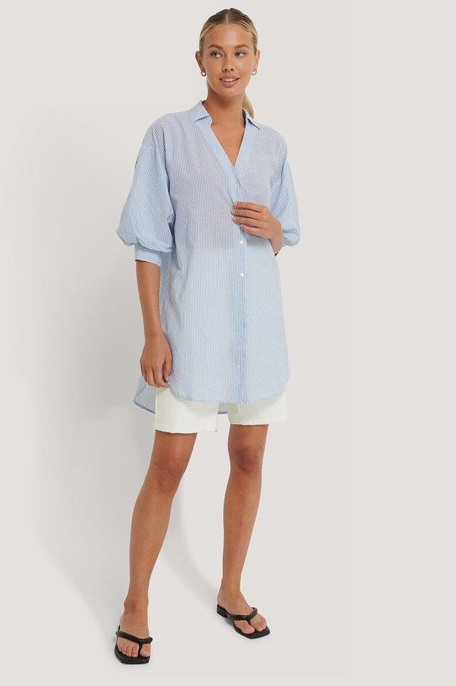 Ilina Shirt Outfit.