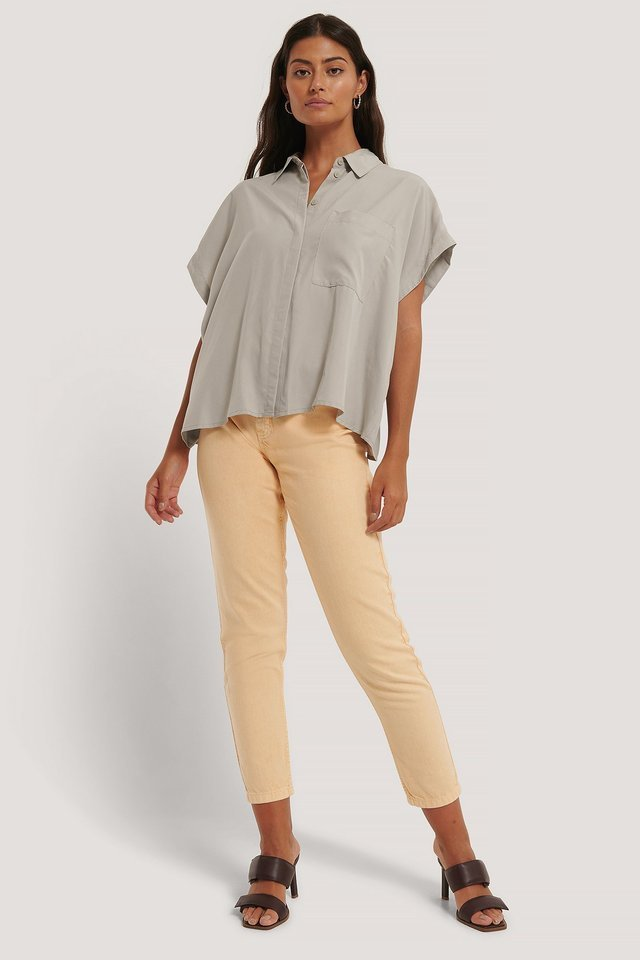 Eliza Shirt Outfit.