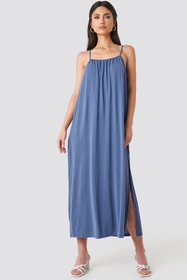 Cubi Dress Outfit.