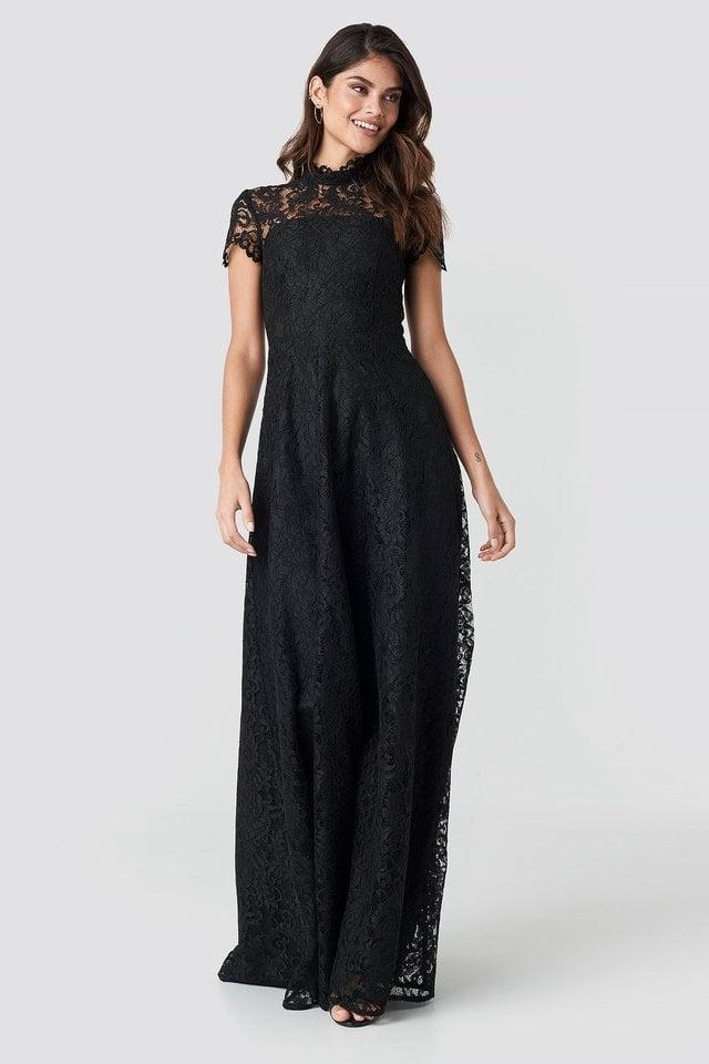 Siren Maxi Dress Outfit.