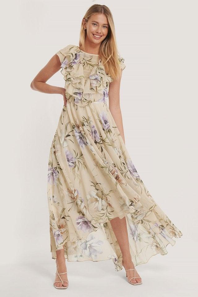 Venetia Dress Outfit.