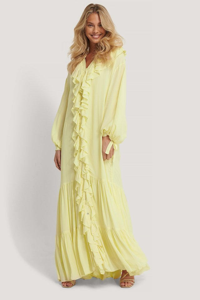 Blancu Dress Outfit.