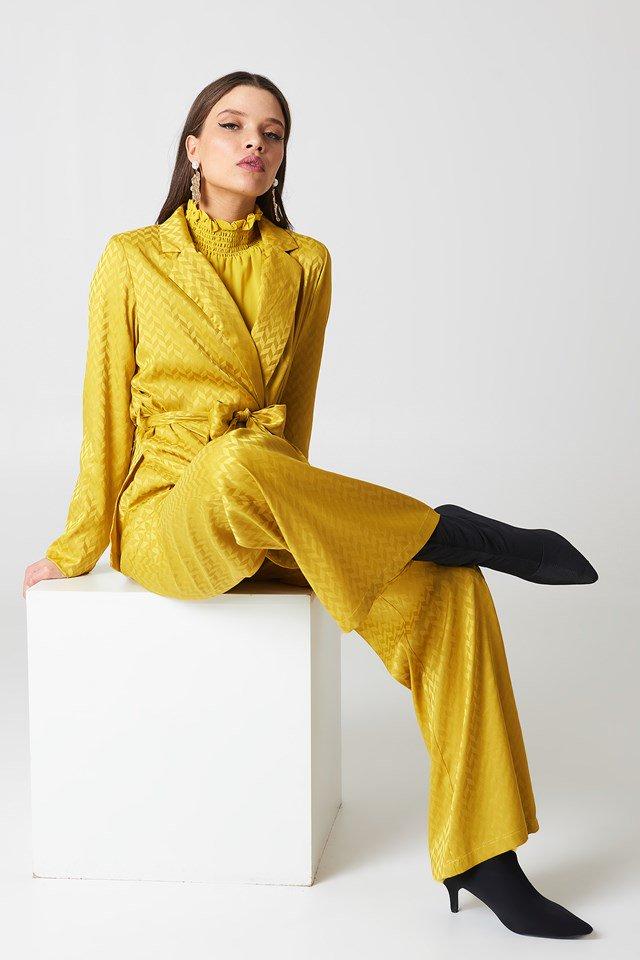 Colourful Suit
