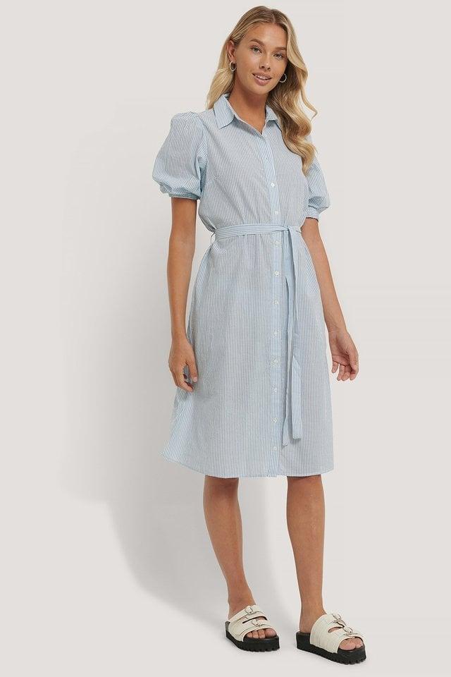 Ilina Dress Outfit.