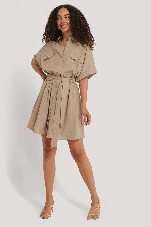 Tanita Dress Outfit.