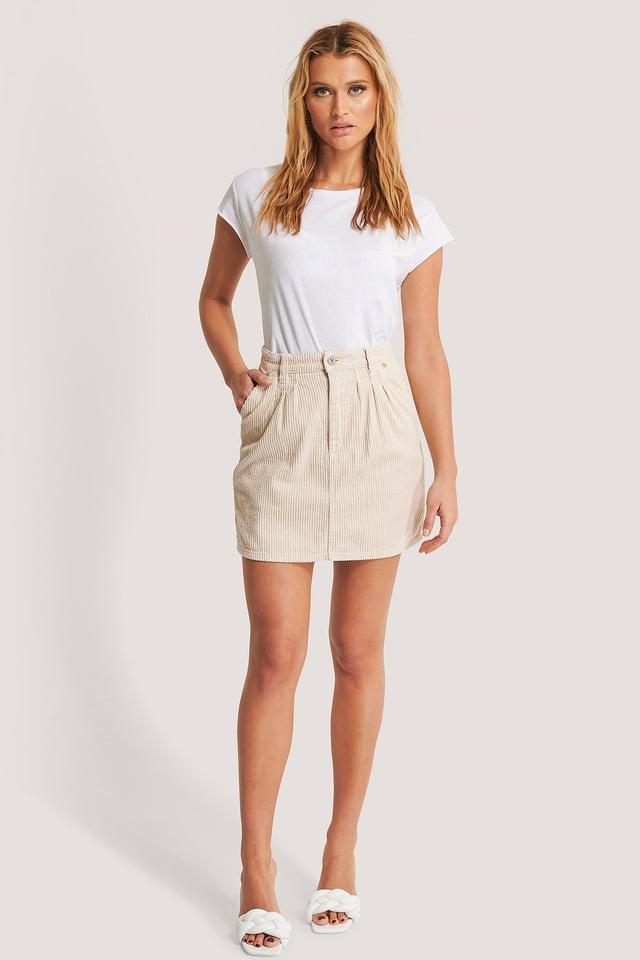 A Maui Skirt Outfit.