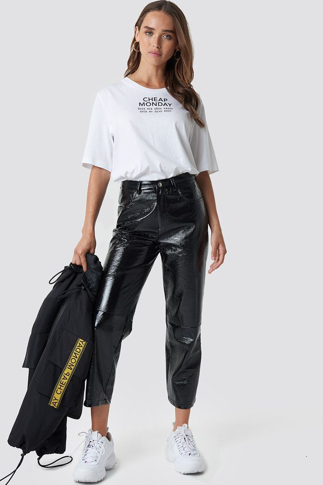 Cheap Monday Tee Outfit