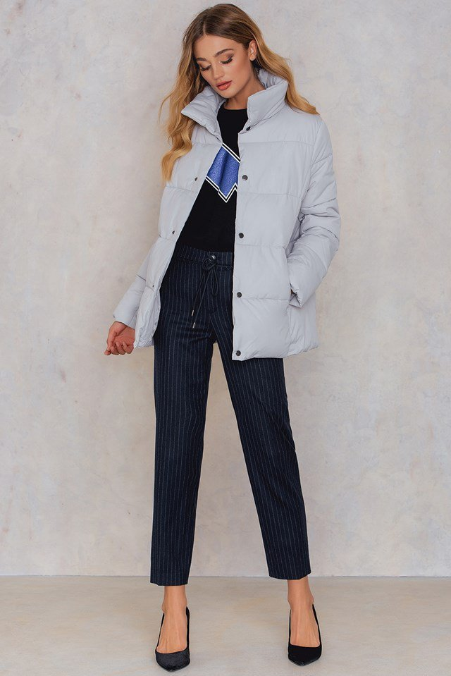 Padded Autumn/ Winter Jacket Outfit