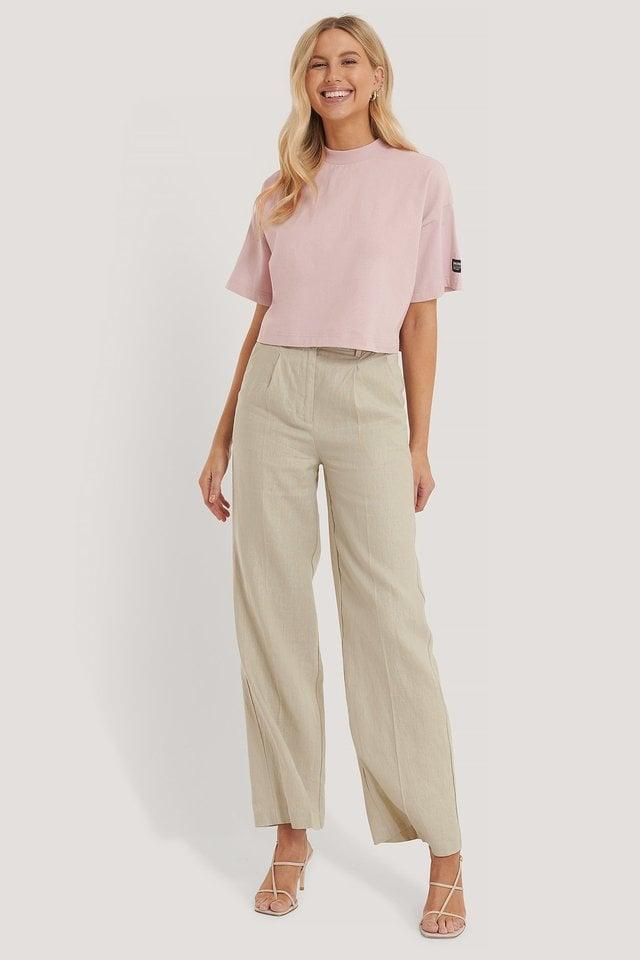 Jana Tee Outfit.