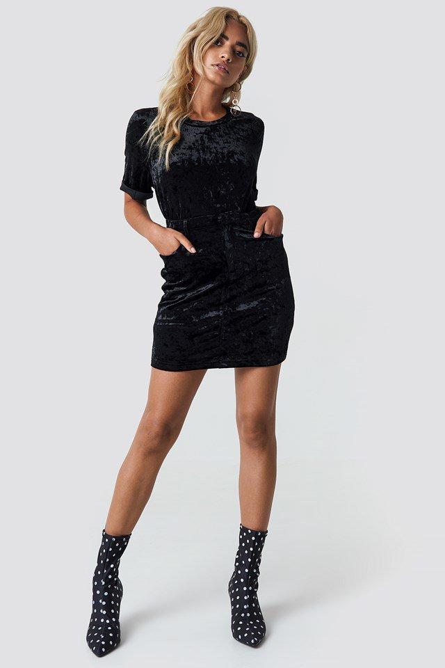 Velvet Outfit