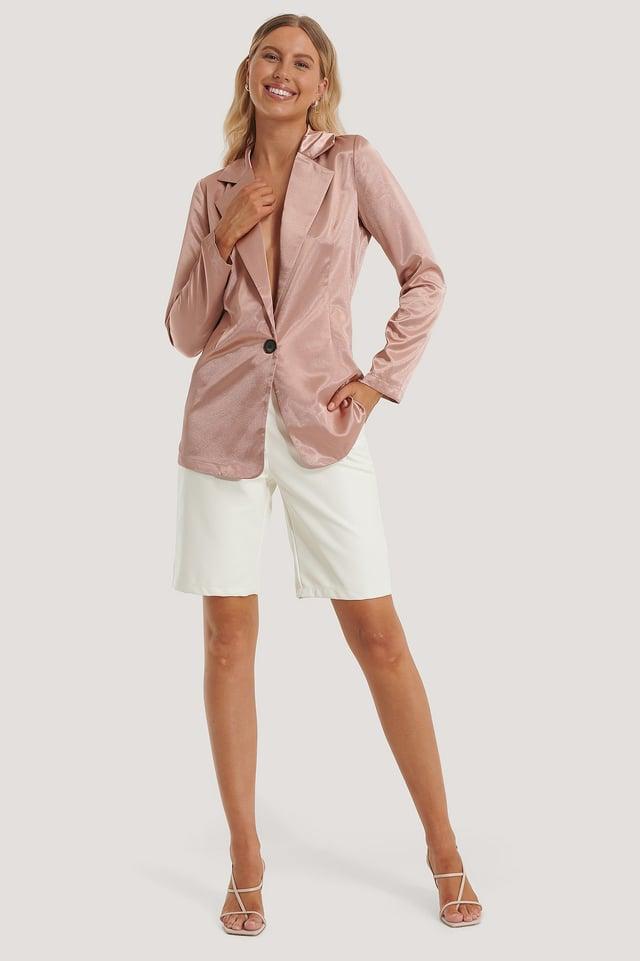 Nicole Blazer Outfit.