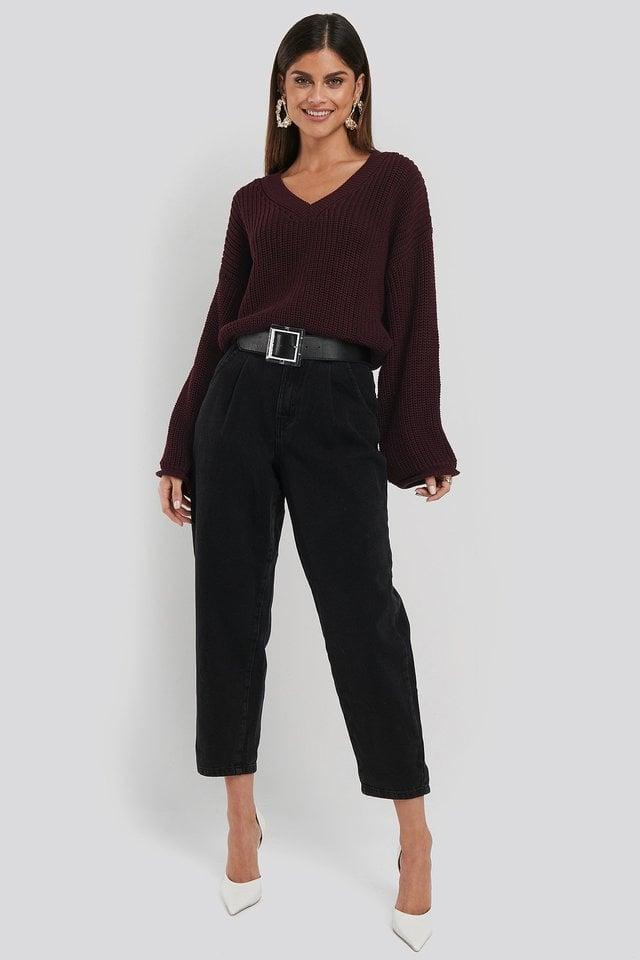 Regina Jeans Black.
