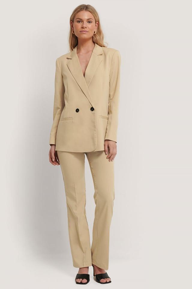 Lili Blazer Outfit.