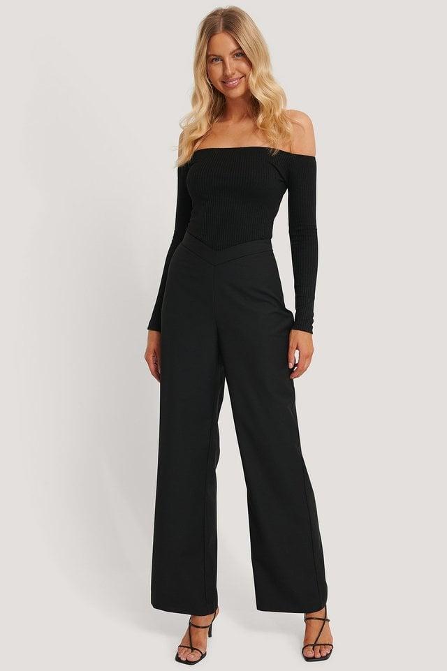 Gerda Bodysuit Outfit.