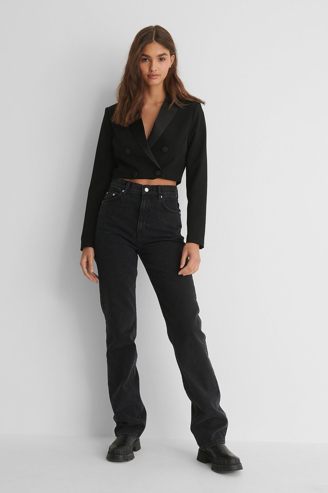 Urban Jeans Black Outfit.