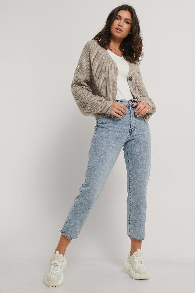 Havanna Jeans Blue Outfit.