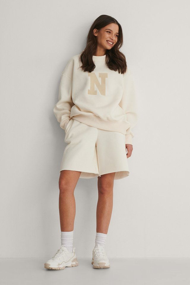 KD High Neck Sweater Outfit.