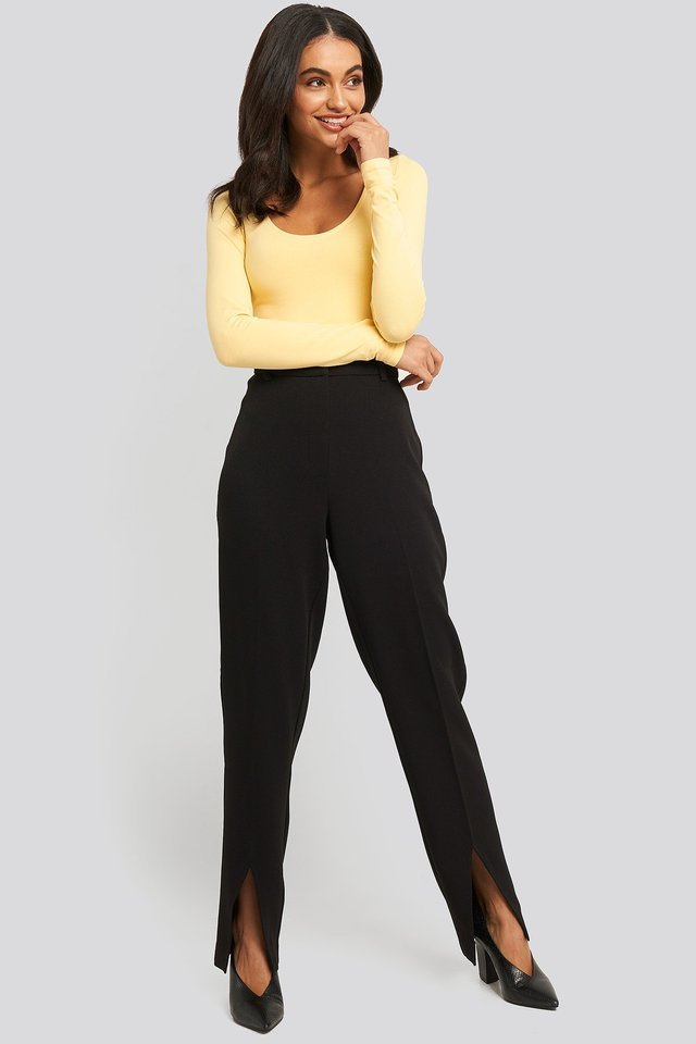 Round Neck Body Outfit.