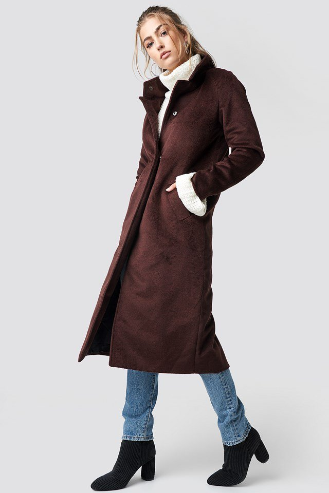 Teddy Coat Outfit