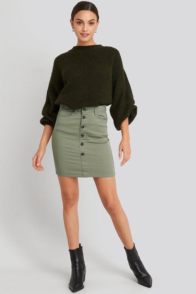 Freya Skirt Outfit.