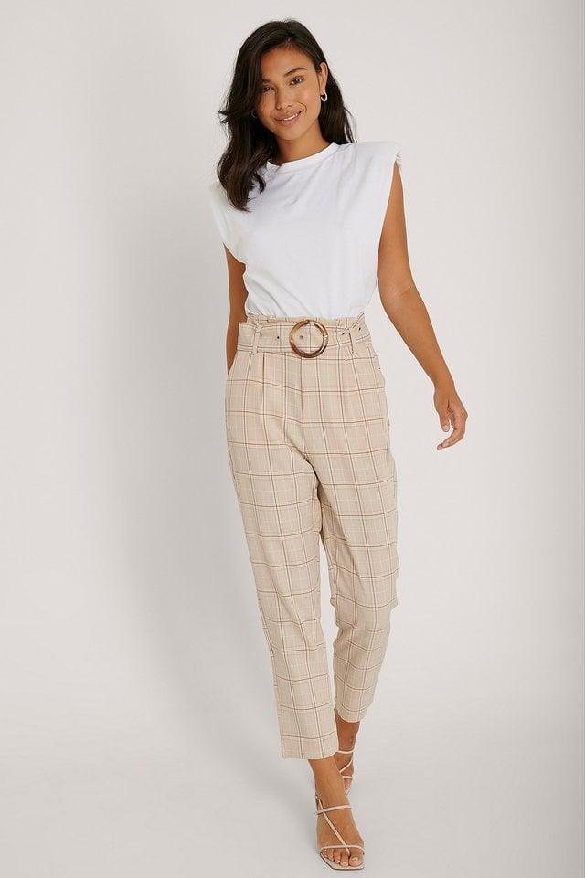 Maja Belt Pant Outfit.