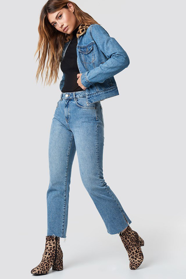 All Denim Outift
