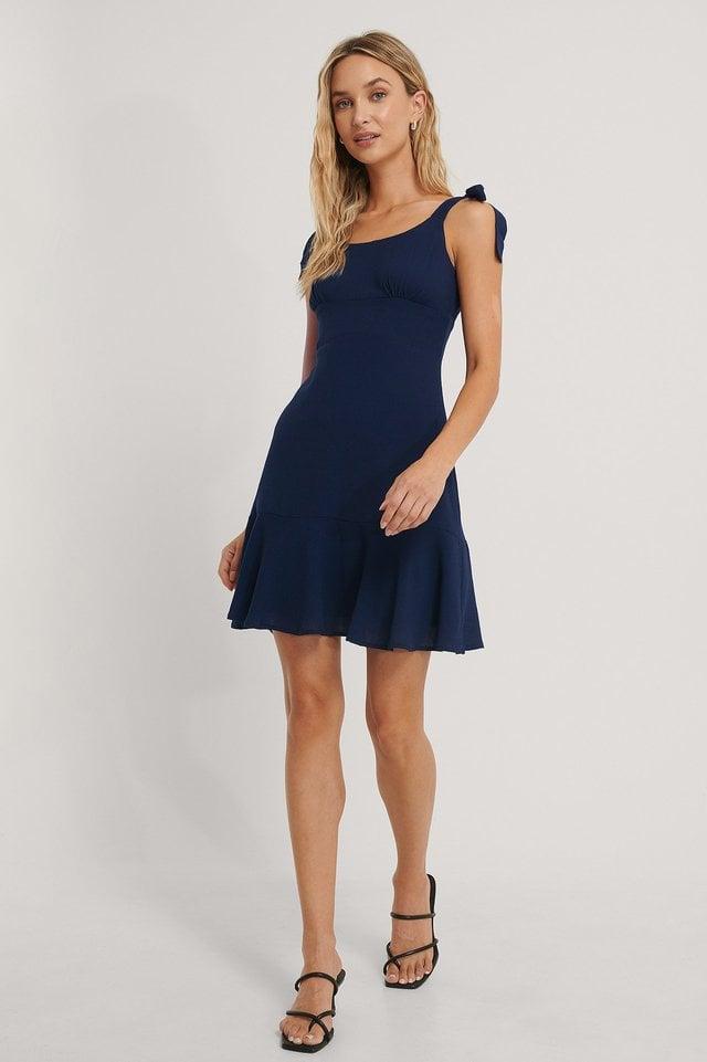 Andrea Mini Dress Outfit.