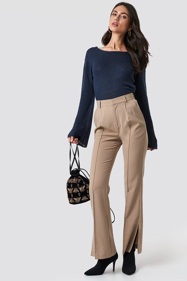 Chic Knit Outfit