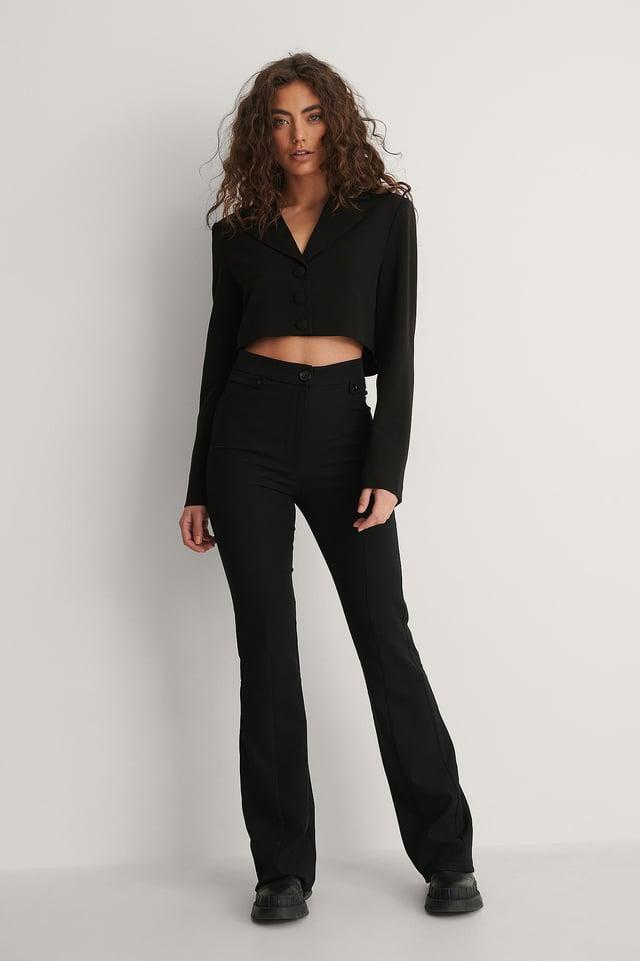 Carmen Pants Outfit.