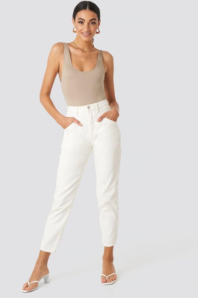 Hanna Bodysuit Outfit.